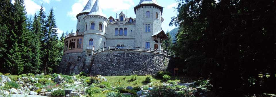 gressoney castel savoia