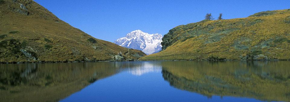 gran paradiso parchi valle aosta