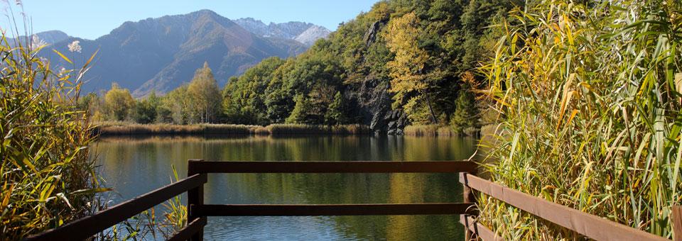 riserve naturali valle d aosta