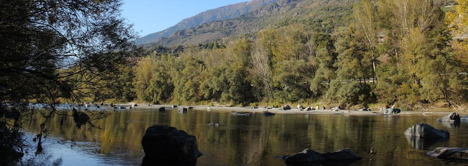 riserve naturali valle d aosta les iles