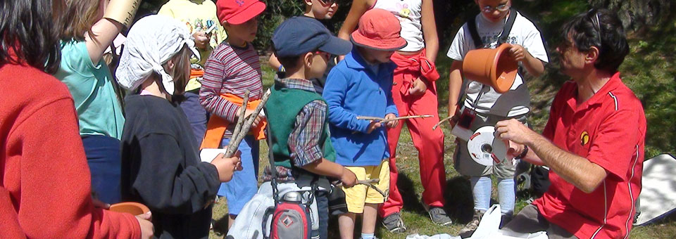 attività bambini parco gran paradiso