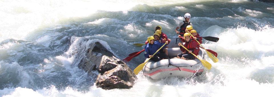 rafting valle aosta
