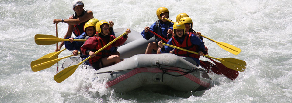 valle d aosta rafting