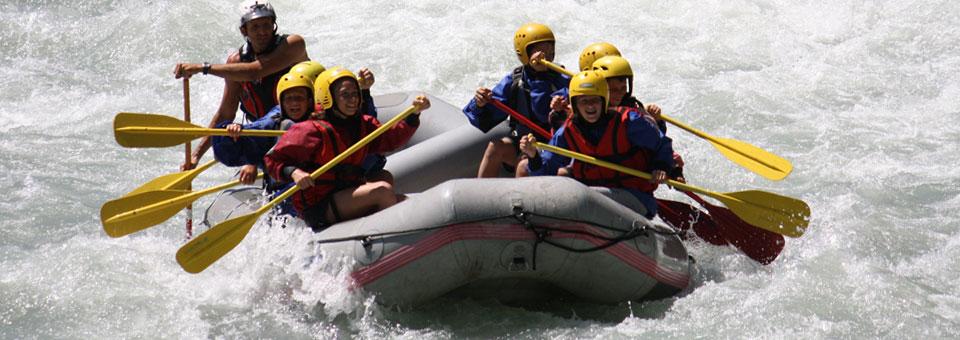 valle d aosta rafting
