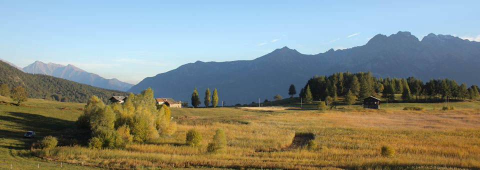 laghi valle aosta